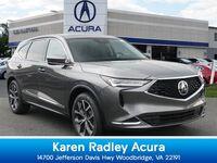 Acura MDX Technology 2022