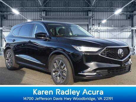 2022 Acura MDX Technology Woodbridge VA