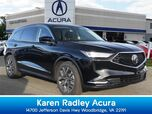 2022 Acura MDX Technology