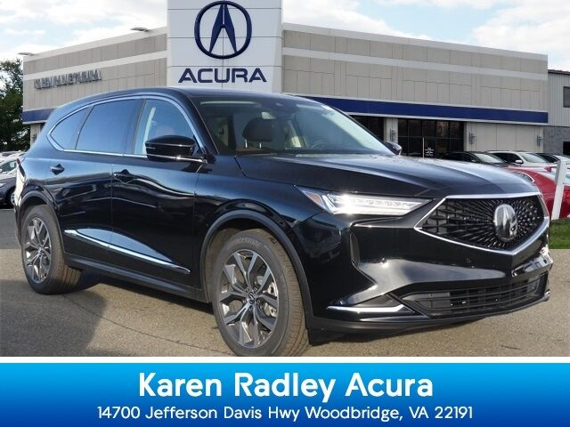 2022 Acura MDX Technology Woodbridge VA