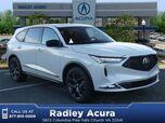2022 Acura MDX w/A-Spec Pkg