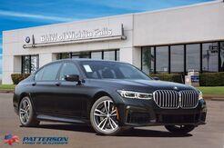 2022_BMW_7 Series_740i_ Wichita Falls TX