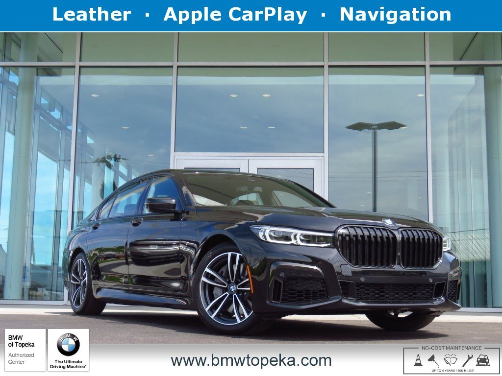2022 BMW 7 Series 750i xDrive