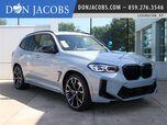 2022 BMW X3 M