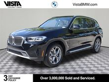 2022_BMW_X3_sDrive30i_ Coconut Creek FL