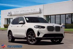2022_BMW_X3_xDrive30i_ Wichita Falls TX