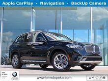 2022_BMW_X3_xDrive30i_ Topeka KS