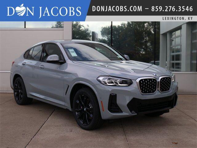 2022 BMW X4 xDrive30i Lexington KY