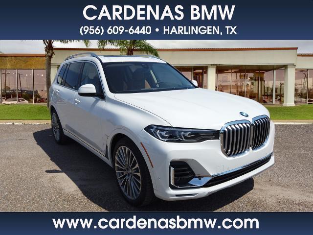 2022 BMW X7 xDrive40i McAllen TX