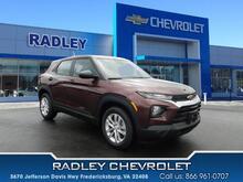 2022_Chevrolet_TrailBlazer_LS_ Northern VA DC