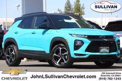 2022_Chevrolet_Trailblazer_RS_ Roseville CA
