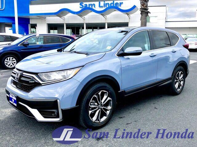 2022 Honda CR-V EX 2WD Salinas CA