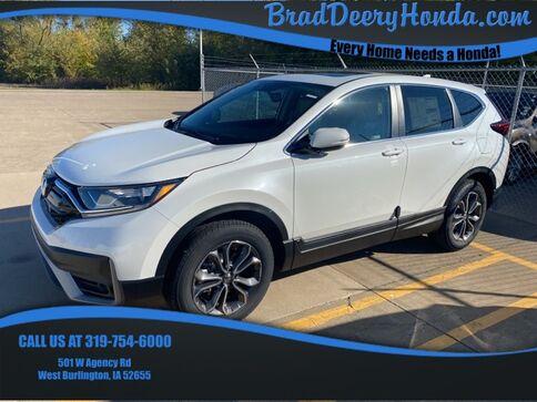 2022_Honda_CR-V_EX-L_ West Burlington IA