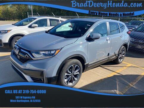2022_Honda_CR-V_EX_ West Burlington IA