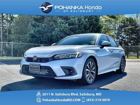 2022_Honda_Civic_EX_ Salisbury MD