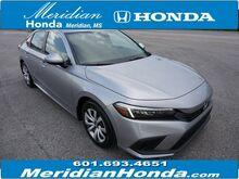2022_Honda_Civic Sedan_LX CVT_ Meridian MS
