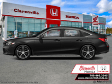 2022_Honda_Civic Sedan_Sport  - Sunroof -  Android Auto - $222 B/W_ Clarenville NL