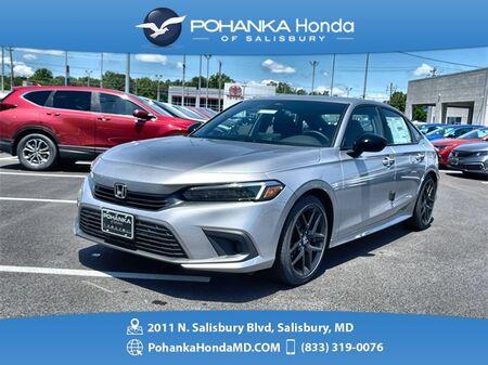 2022_Honda_Civic_Sport_ Salisbury MD