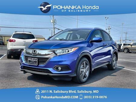 2022_Honda_HR-V_EX_ Salisbury MD
