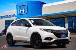 2022_Honda_HR-V_Sport_ Wichita Falls TX