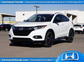2022_Honda_HR-V_Sport 2WD CVT_ Phoenix AZ