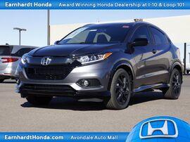 2022_Honda_HR-V_Sport AWD CVT_ Phoenix AZ