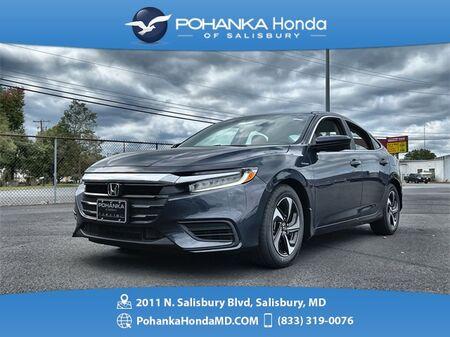 2022_Honda_Insight_EX_ Salisbury MD