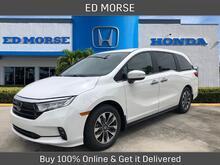 2022_Honda_Odyssey_EX_ Delray Beach FL