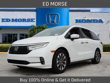 2022_Honda_Odyssey_EX-L_ Delray Beach FL