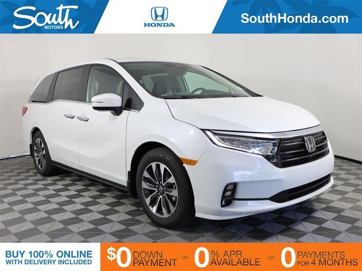 2022 Honda Odyssey EX-L Miami FL