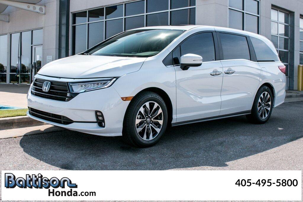 2022 Honda Odyssey EX-L Oklahoma City OK
