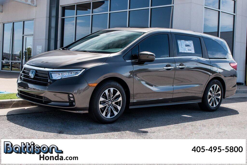 2022_Honda_Odyssey_EX-L_ Oklahoma City OK