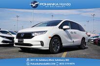 Honda Odyssey EX-L 2022