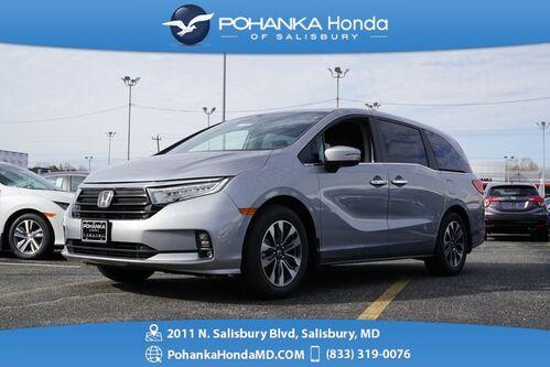 2022_Honda_Odyssey_EX-L_ Salisbury MD