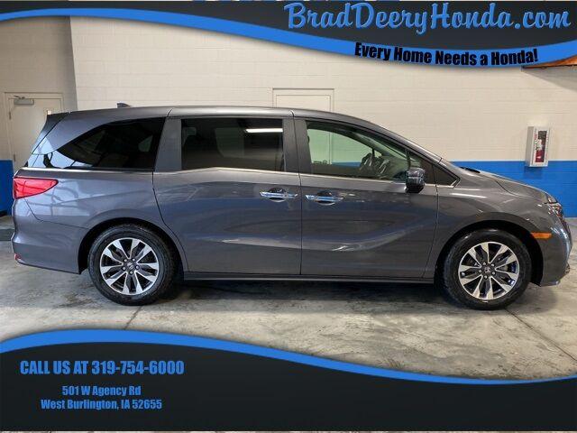 2022 Honda Odyssey EX-L West Burlington IA