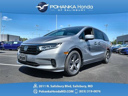 2022_Honda_Odyssey_EX_ Salisbury MD
