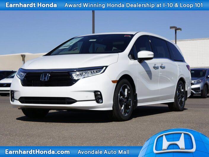 2022 Honda Odyssey Elite Auto Avondale AZ