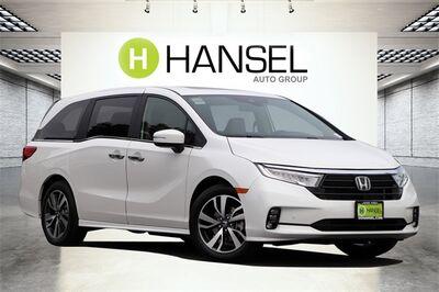 2022_Honda_Odyssey_Touring_ Santa Rosa CA