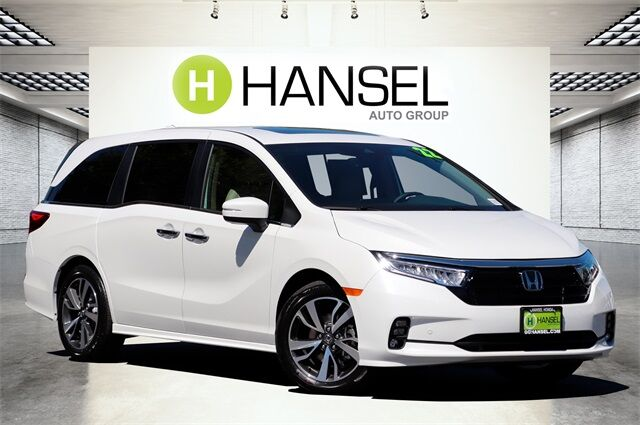 2022 Honda Odyssey Touring Santa Rosa CA