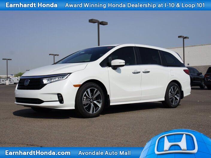 2022 Honda Odyssey Touring Auto Avondale AZ