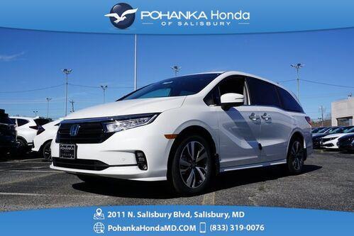 2022_Honda_Odyssey_Touring_ Salisbury MD