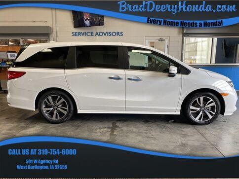 2022_Honda_Odyssey_Touring_ West Burlington IA