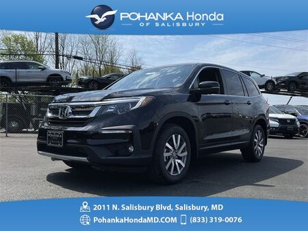 2022_Honda_Pilot_EX-L_ Salisbury MD