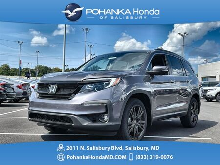 2022_Honda_Pilot_Special Edition_ Salisbury MD