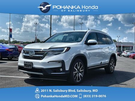 2022_Honda_Pilot_Touring 7 Passenger_ Salisbury MD