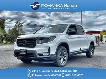 2022_Honda_Ridgeline_Sport_ Salisbury MD