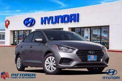 2022_Hyundai_Accent_4DR SDN IVT SE_ Wichita Falls TX