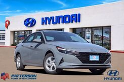 2022_Hyundai_Elantra_4DR SDN IVT SE_ Wichita Falls TX