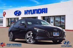 2022_Hyundai_Elantra Hybrid_4DR SDN DCT LIMITED_ Wichita Falls TX