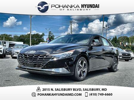 2022_Hyundai_Elantra Hybrid_Limited_ Salisbury MD